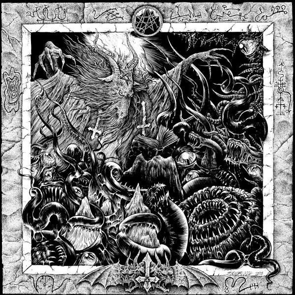 Imprecation-Blaspherian-split