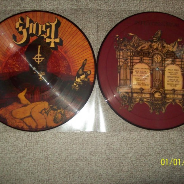 Ghost pic disc