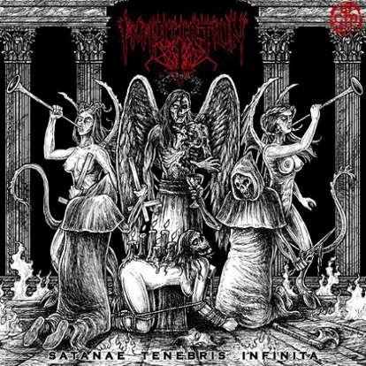 Imprecation - Satanae