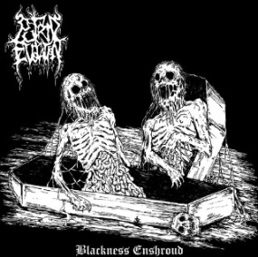 Putrid Evocation - Blackness Enshroud