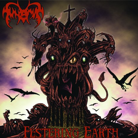Funerus - Festering Earth