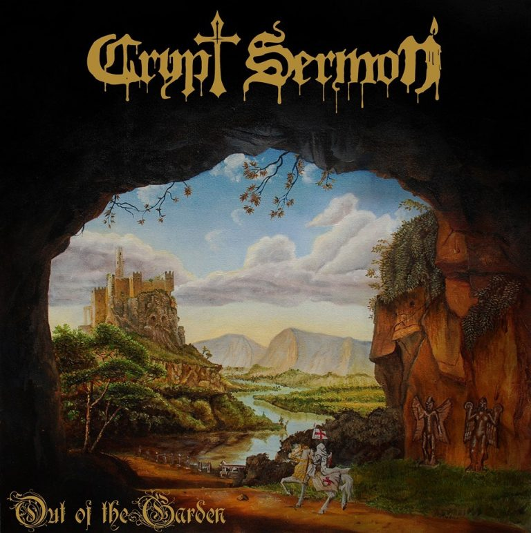 Crypt Sermon cover