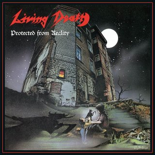 LIVING-DEATH-Protected-from-Reality-LP-LTD-BLACK