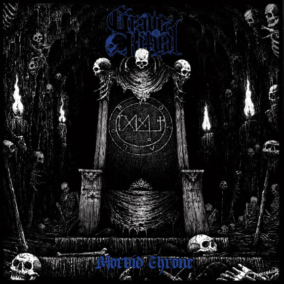 Grave Ritual – morbid throne
