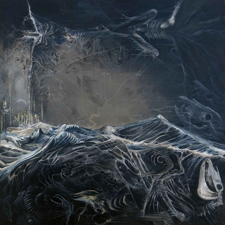 Charnel Passages artwork