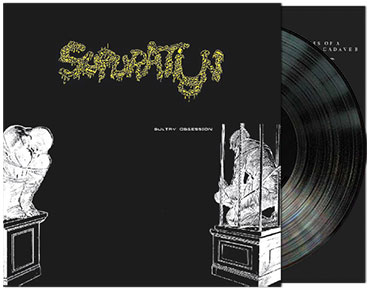 Supuration - Sultry Obsession LP