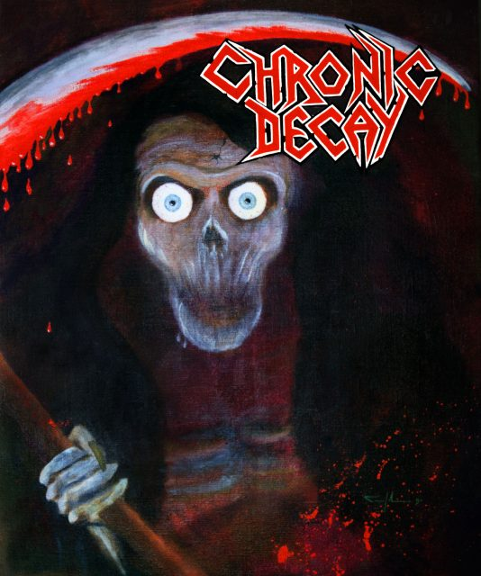 Chronic Decay poster