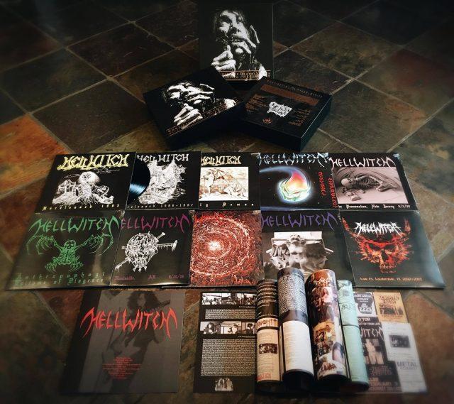 Hellwitch boxset
