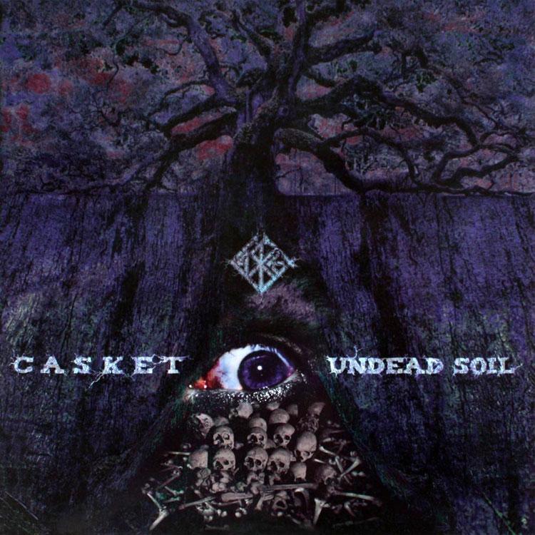 CASKET_-_UNDEAD_SOIL_Front_Cover