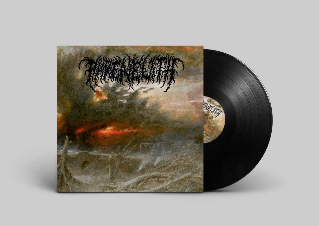 Phrenelith Desolate Endscape black vinyl