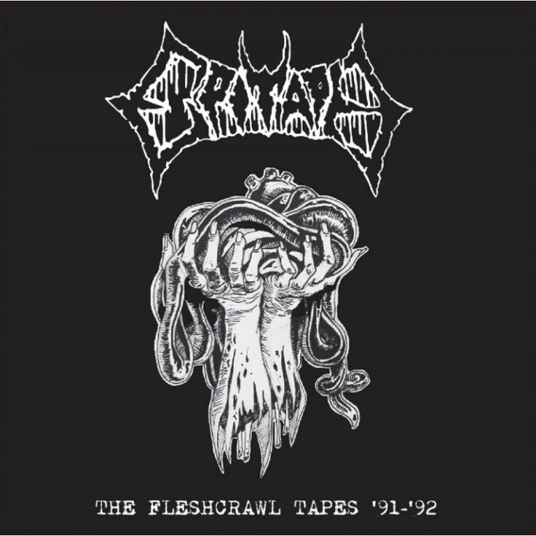 EPITAPH-DARK-ABBEY-The-Fleshcrawl-Tapes-91-92-Blasphemy-LP-BLACK