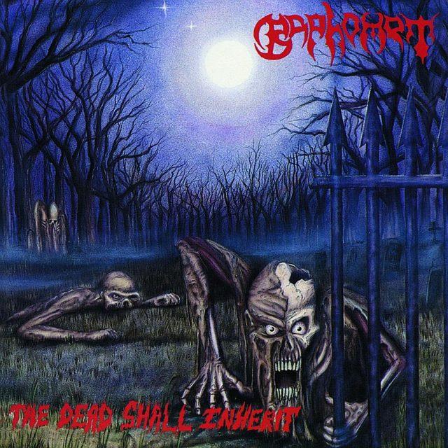 Baphomet - The Dead Shall Inherit LP