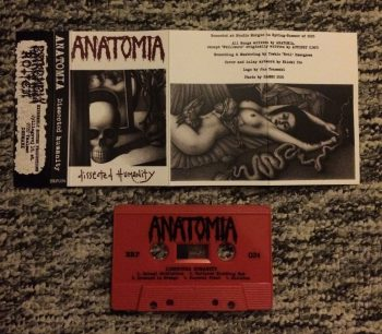 "Anatomia - ""Dissected Humanity"" MC"