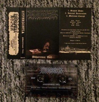 "Hyperdontia - ""Abhorrence Veil"" MC"