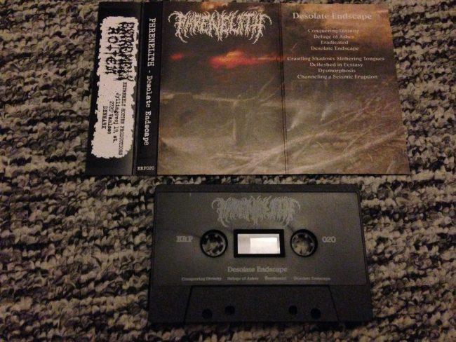 """Phrenelith – """"Desolate Endscape"""" MC"""
