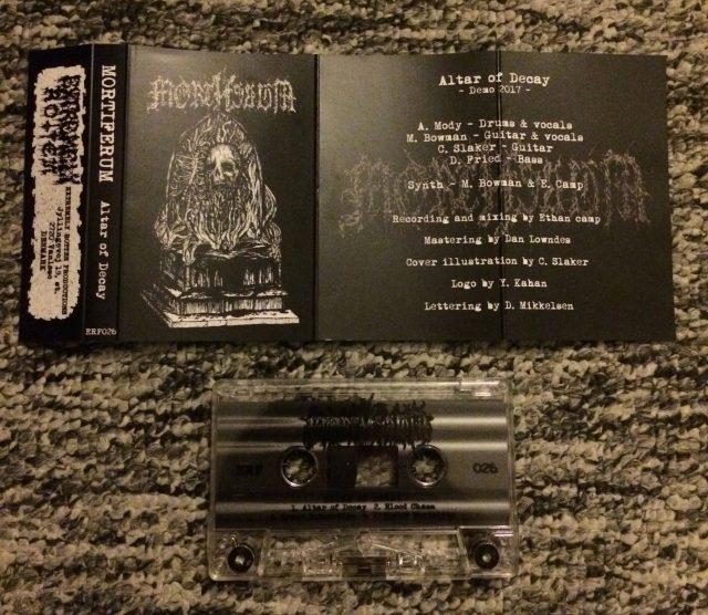 """Mortiferum - """"Altar of Decay"""" MC"""