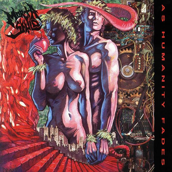 Morta Skuld – As Humanity Fades LP