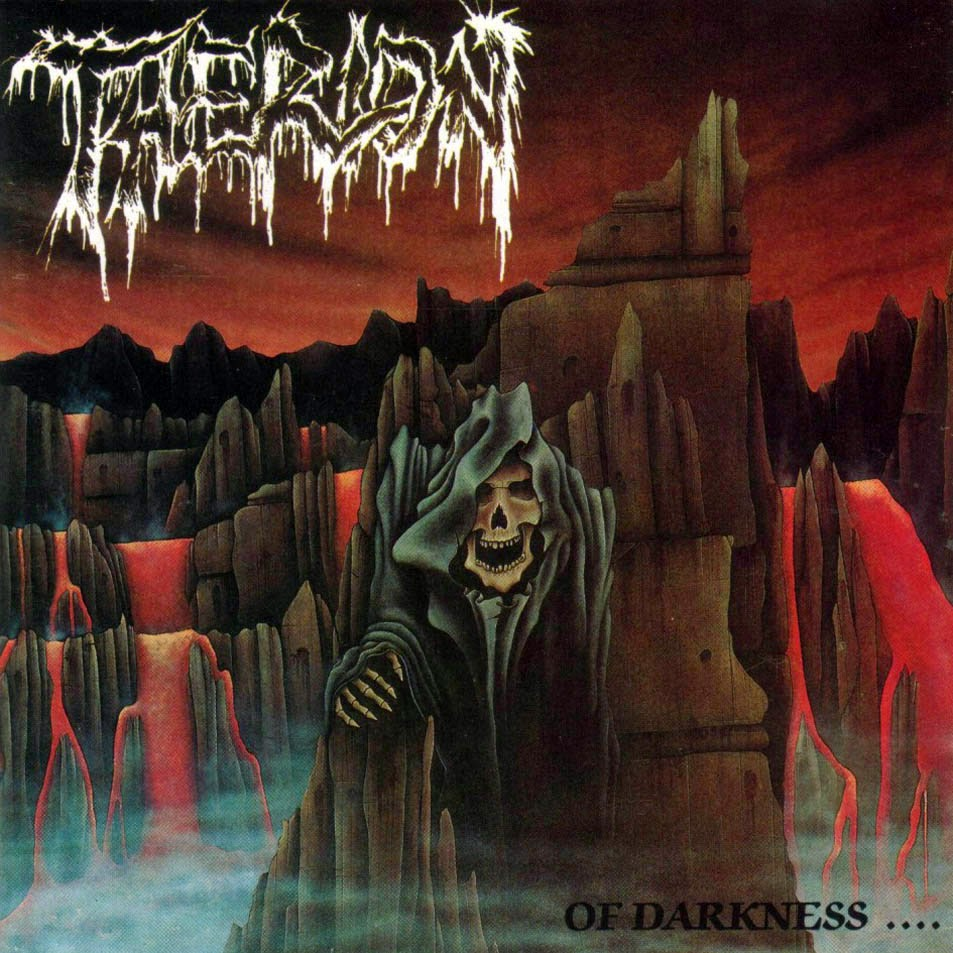 Therion - Of Darkness... LP