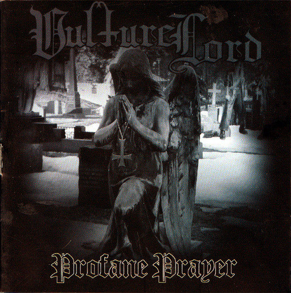 VULTURE LORD ‎– Profane Prayer LP
