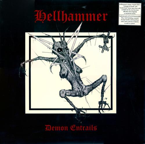 HELLHAMMER - Demon Entrails 3LP