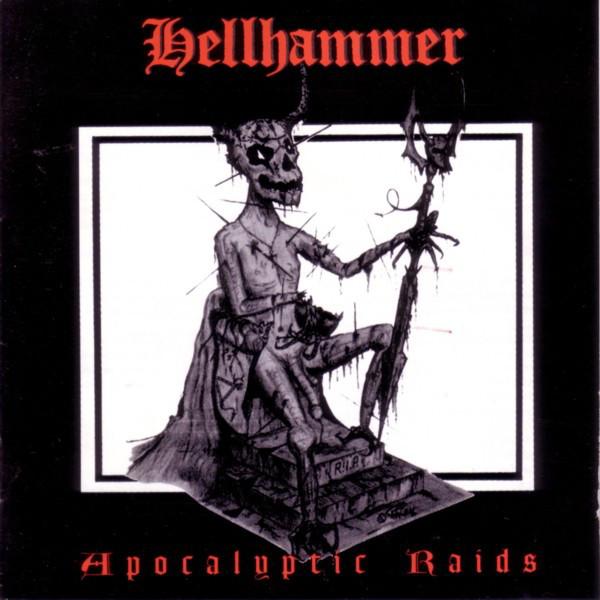 HELLHAMMER - Apocalyptic Raids 12'' (bootleg)