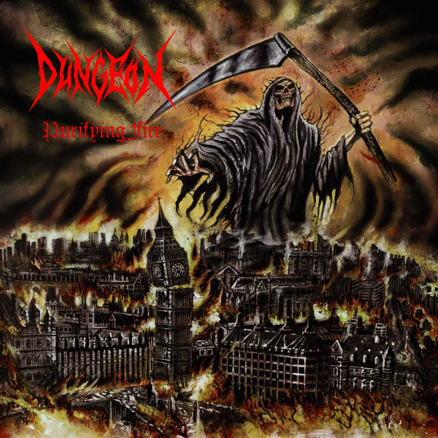 Dungeon – Purifying Fire