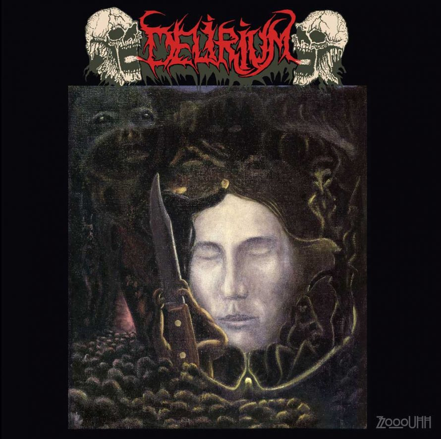 DELIRIUM – Zzooouhh + Demos DLP
