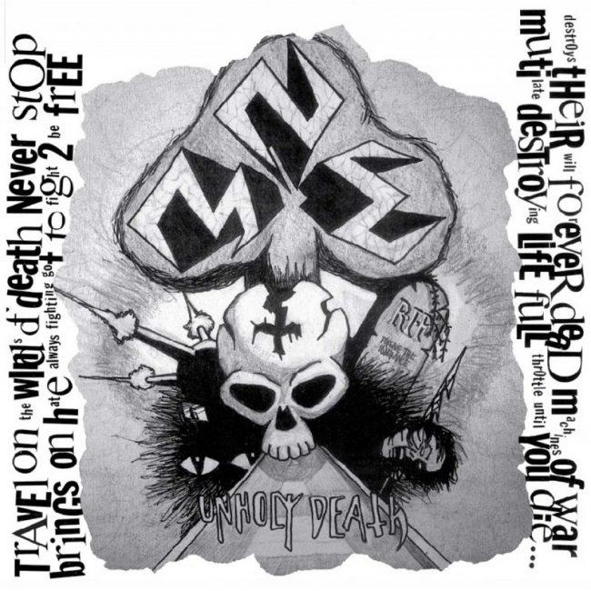 NME-Unholy-Death-Machine-of-War-LP-BLACK