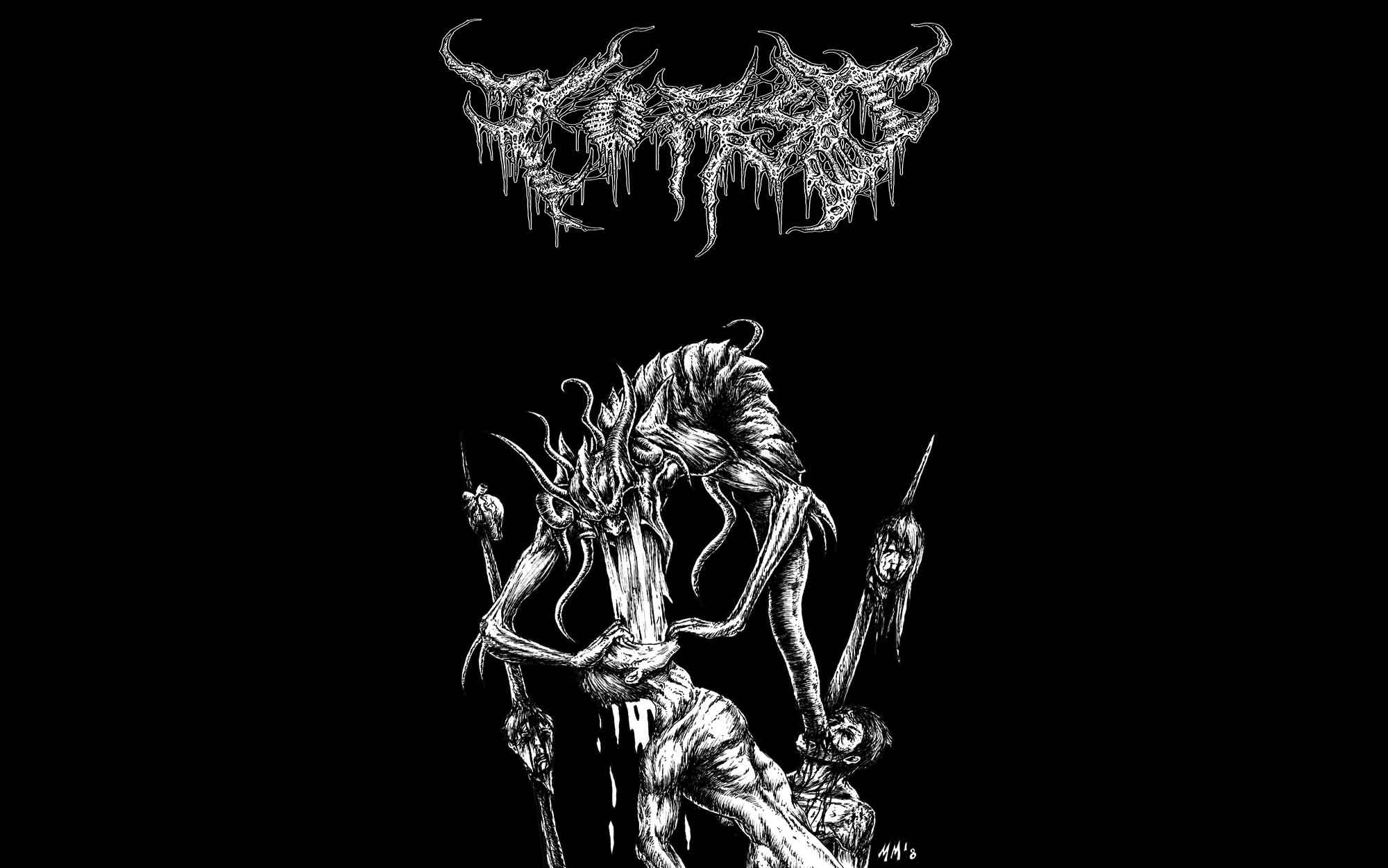 Torso Finnish death metal band demo