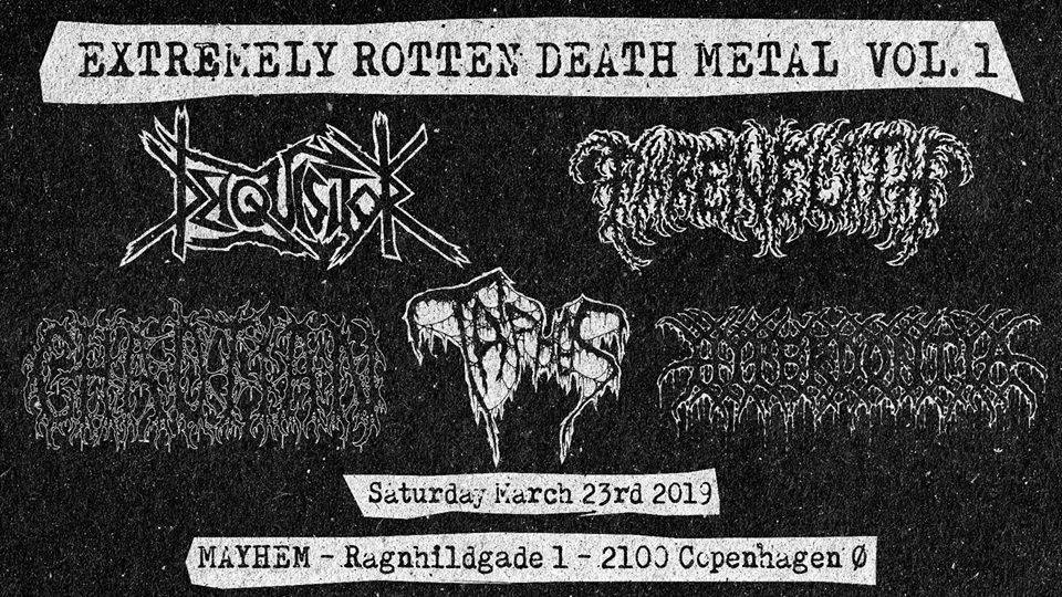 Extremely Rotten Death Metal Vol. 1