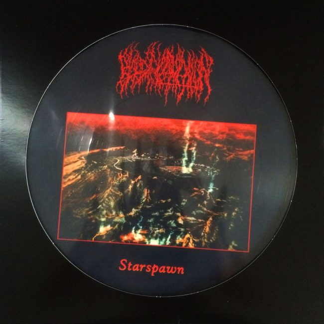 Starspawn picture disc