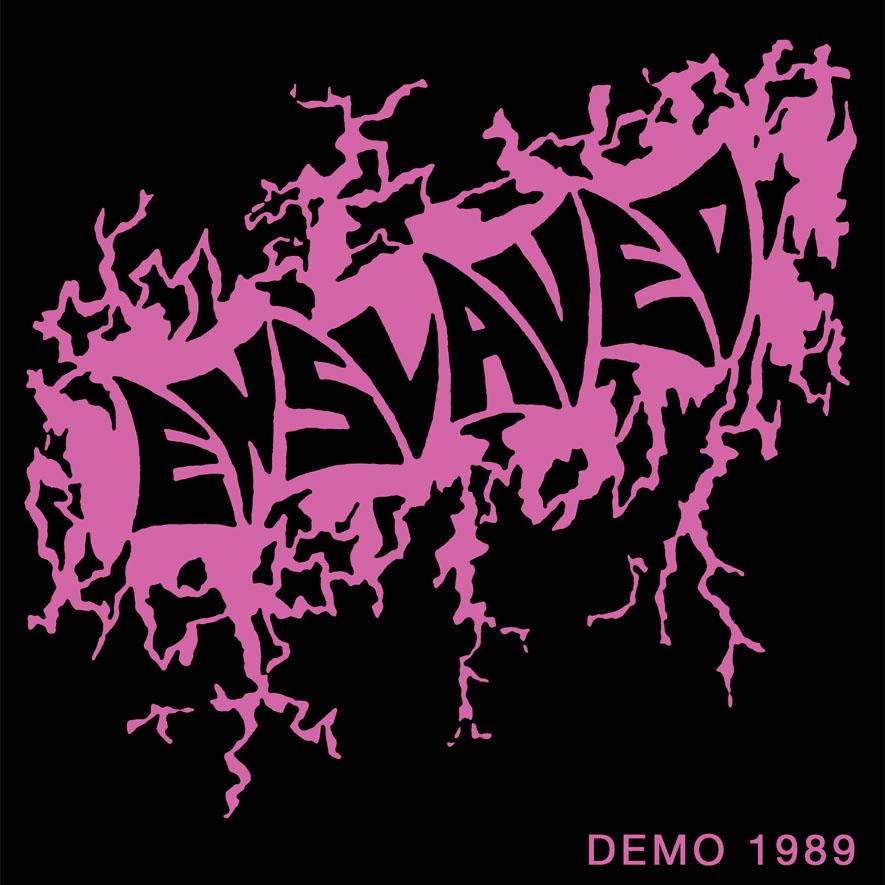 """ENSLAVED - Demo 1989 12"""" EP"""