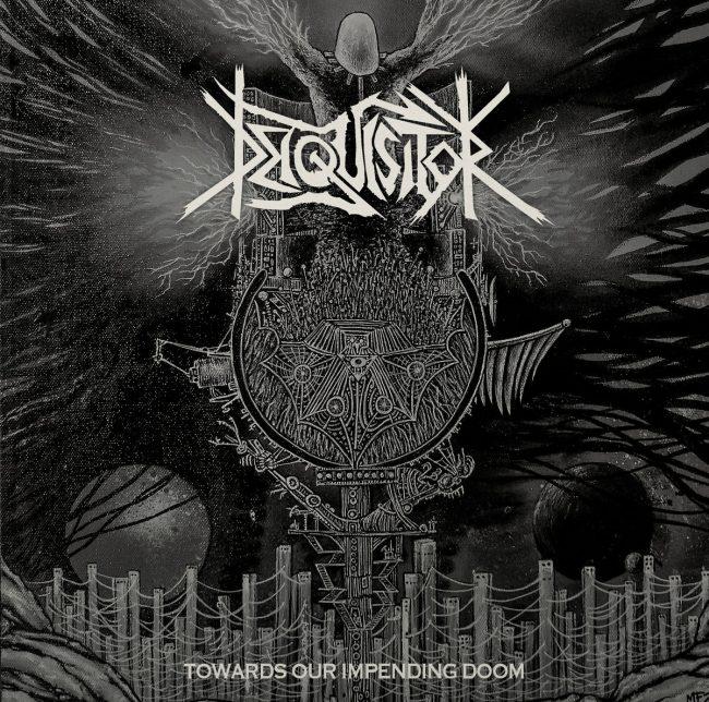 """DEIQUISITOR """"Toward Our Impending Doom"""" LP"""