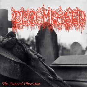 Decomposed – The Funeral Obsession artwork