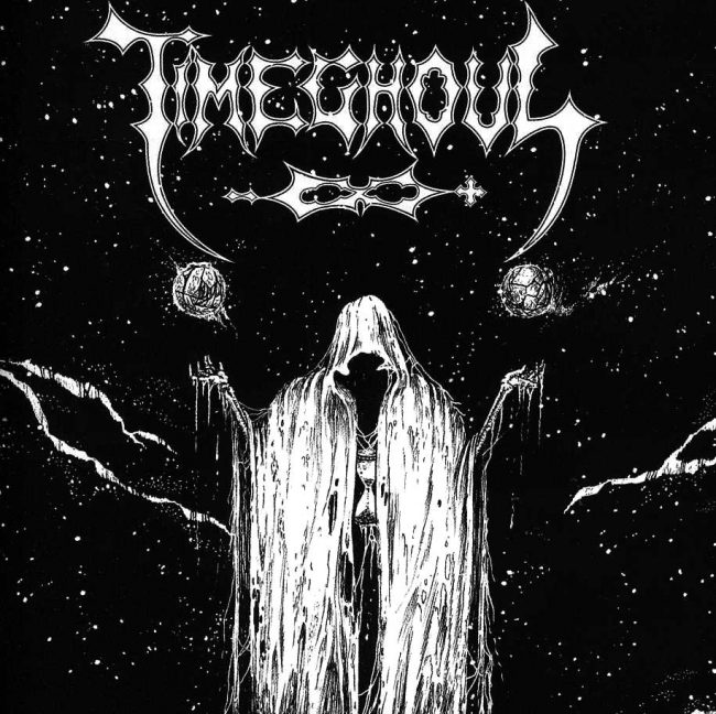 Timeghoul LP cover