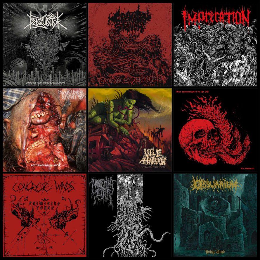 Best death metal albums of 2019