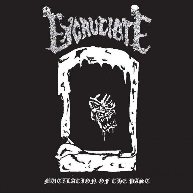 EXCRUCIATE (Swe) Mutilation of the Past Official LP