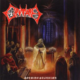 EPITAPH (Swe) Seeming Salvation Official Re-issue LP