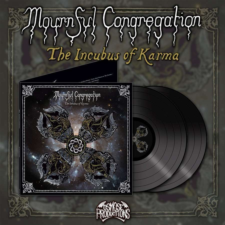 MOURNFUL CONGREGATION The Incubus Of Karma