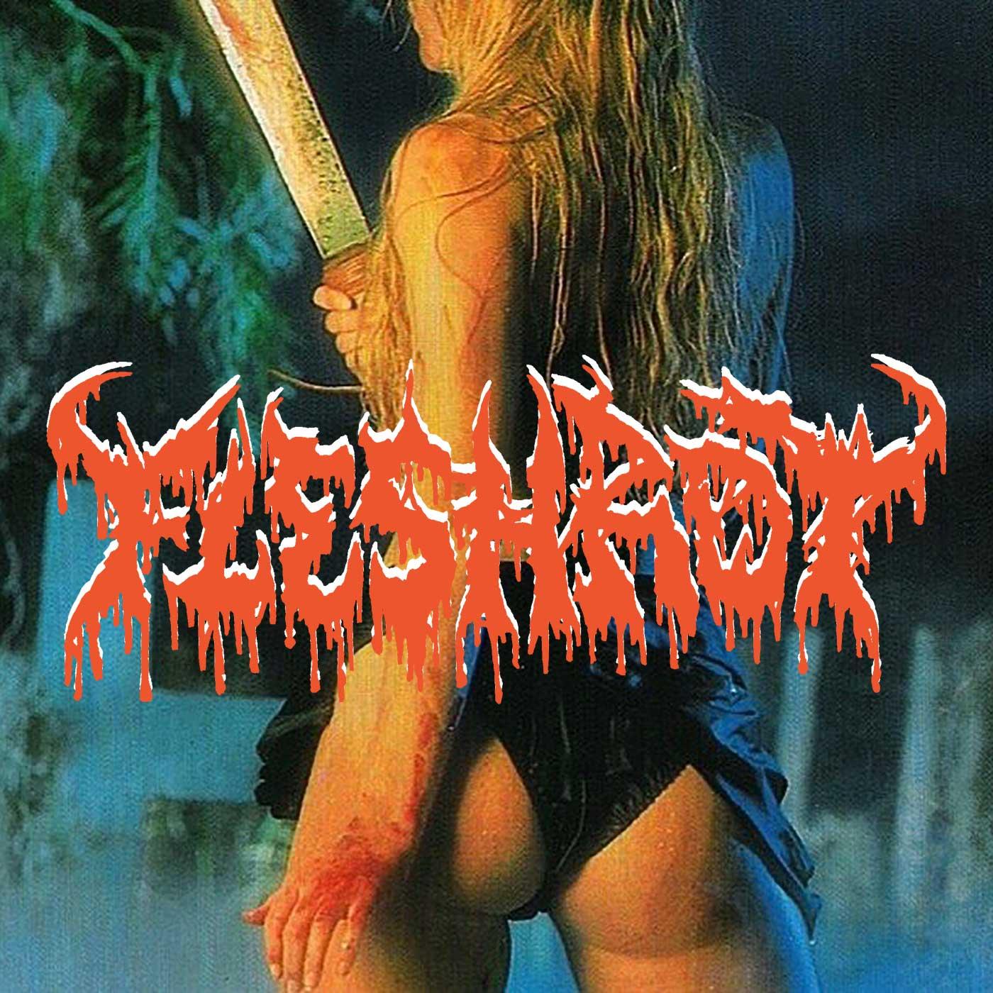 Fleshrot demo cover