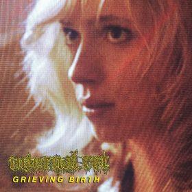 INTERNAL ROT - GRIEVING BIRTH LP sleeve