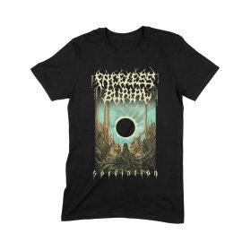 Faceless Burial 'Speciation' T-shirt