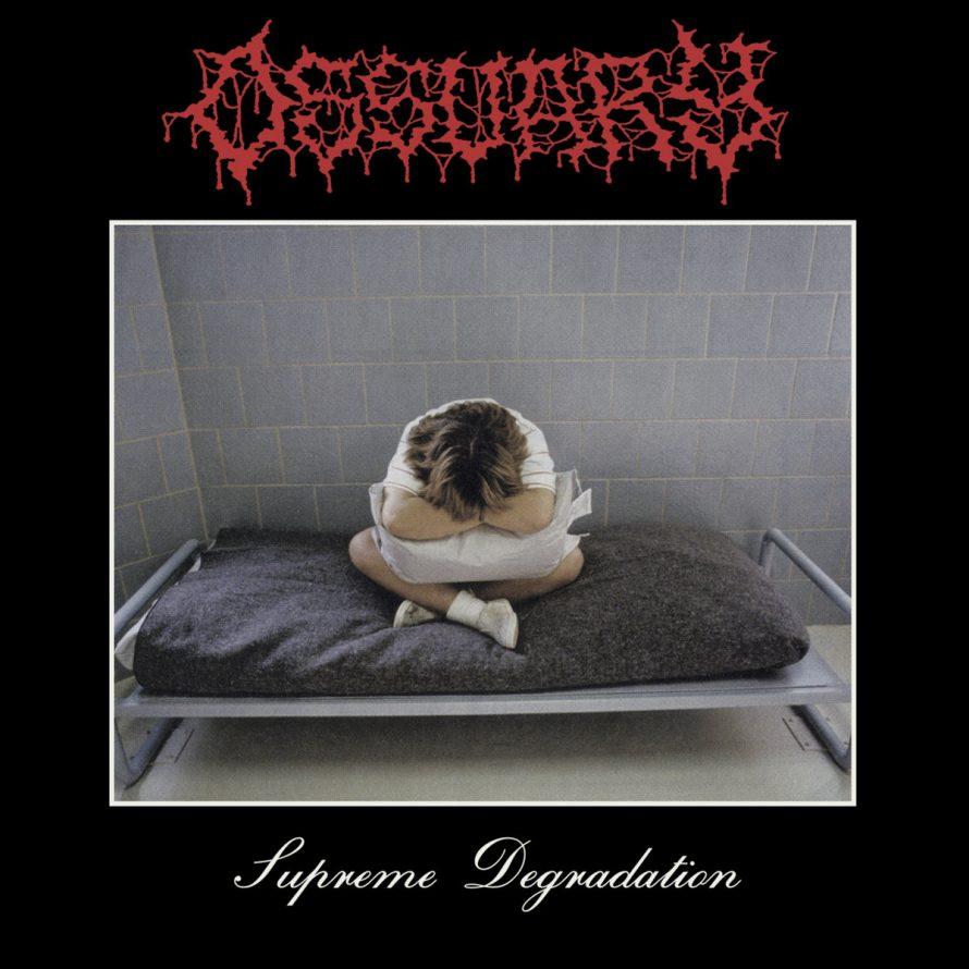 ossuary supreme degradation LP vinyl