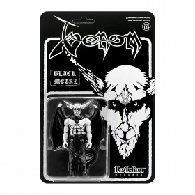 Super7 Venom Black Metal toy