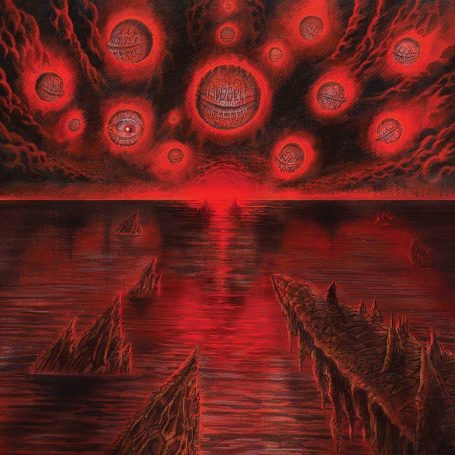 Gorephilia - In the Eye of Nothing artwork