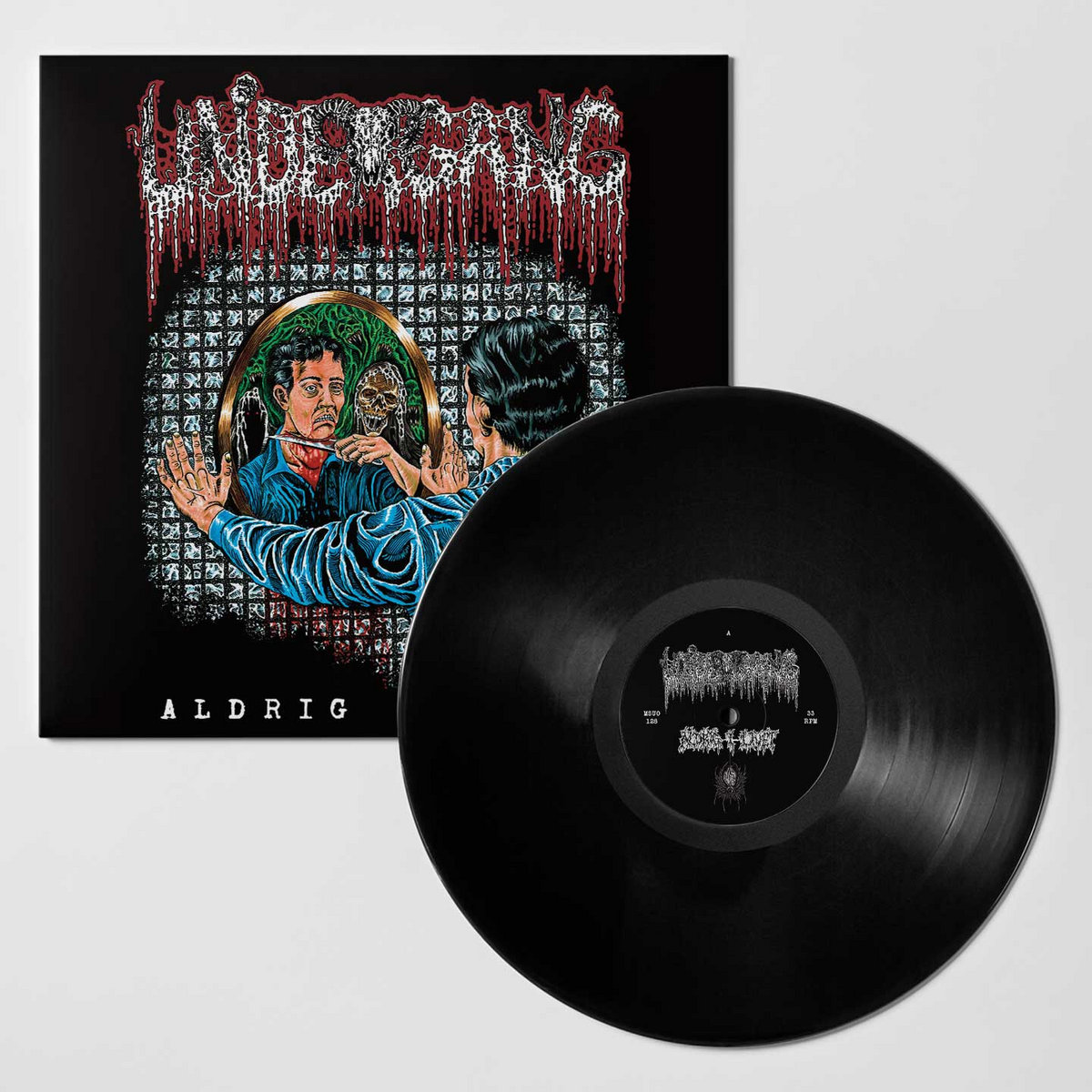Undergang vinyl