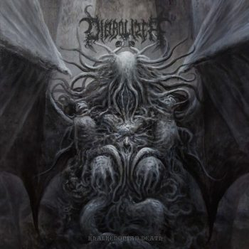 Diabolizer – Khalkedonian Death album art