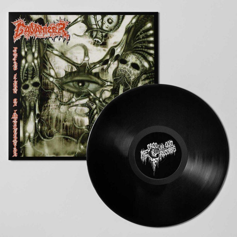 Galvanizer – Prying Sight Of Imperception vinyl album