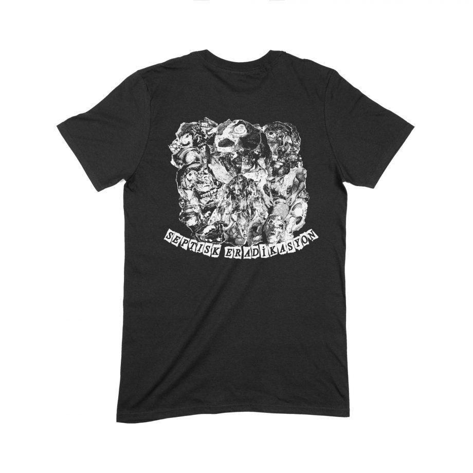 SEPTAGE – Septisk Eradikasyon T-shirt back print