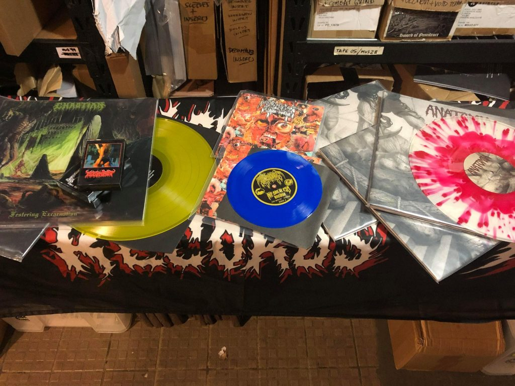 Out of stock vinyl limited editions for sale